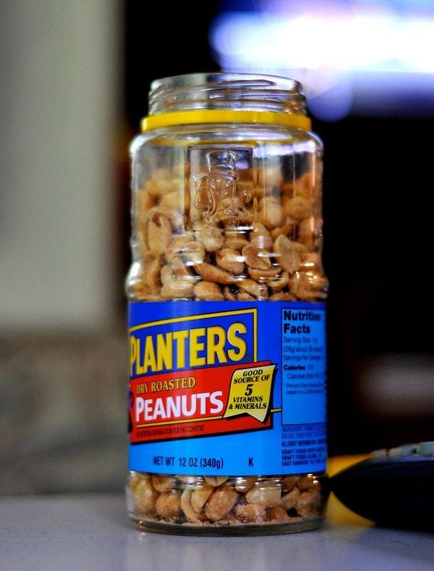 Planter's Dry-Roasted Peanuts