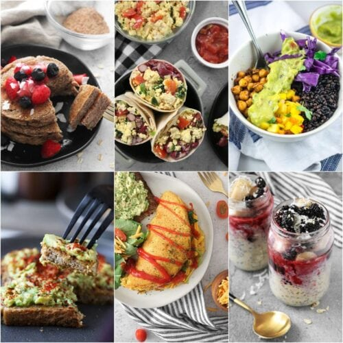 Vegan Breakfast Ideas for Weight Loss