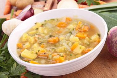 9 Easy Vegan Potato Soup Recipes